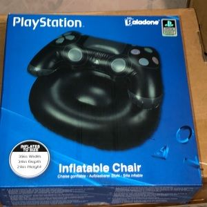 Inflatable Ps4 chair